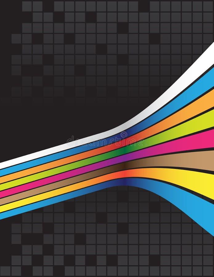 Download Fondo abstracto ilustración del vector. Ilustración de decoración - 7280270