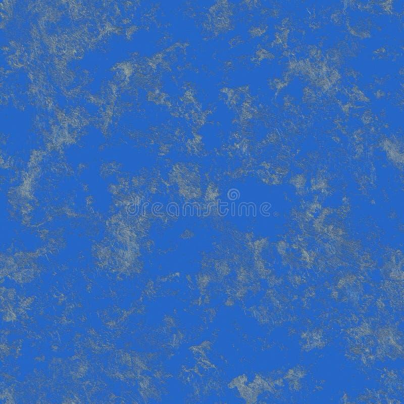 Fondo abstracto azul para la decoración de paredes y del techo imagenes de archivo