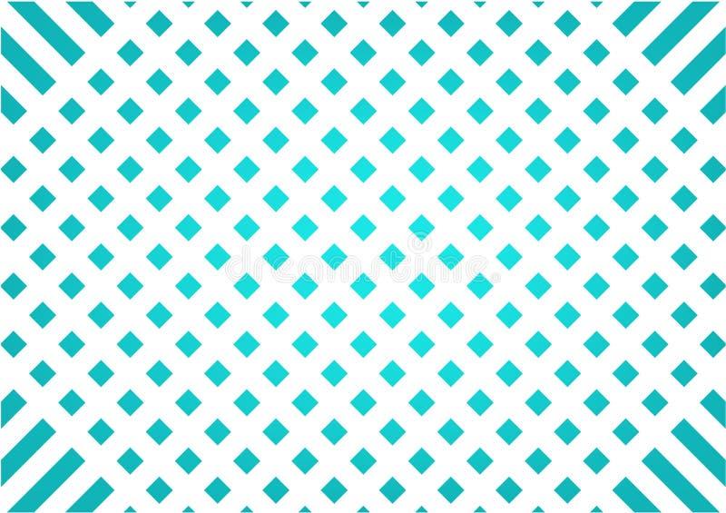 Fondo abstracto azul y verde imagen de archivo libre de regalías
