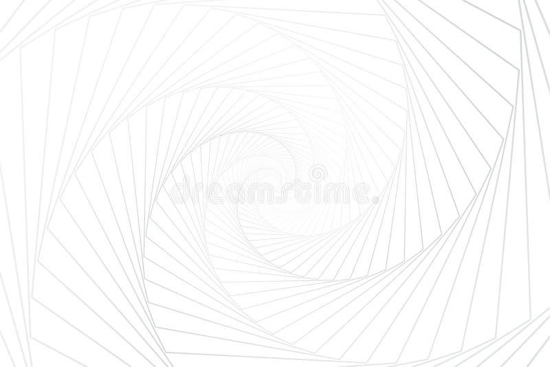 Fondo abstracto blanco y gris libre illustration