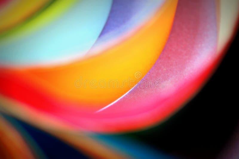 Fondo abstracto borroso colorido foto de archivo libre de regalías