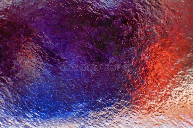 Fondo abstracto brillante multicolor de la paleta ilustración del vector