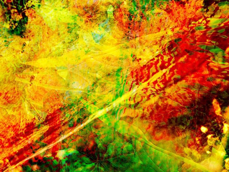 Fondo abstracto colorido fotografía de archivo