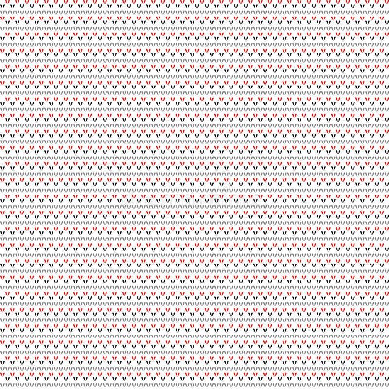Fondo abstracto colorido del vector y diseño inconsútil del modelo de la repetición libre illustration