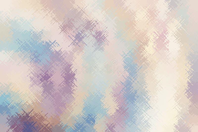 Fondo abstracto colorido para el dise?o de escritorio del papel pintado o de la p?gina web, plantilla con el espacio de la copia  ilustración del vector