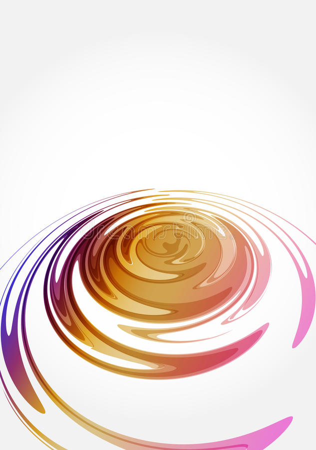 Fondo abstracto completo del color del vector libre illustration