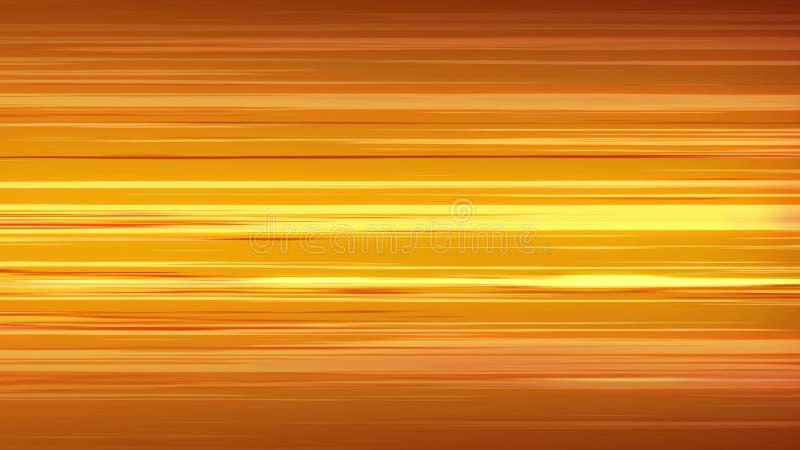 Fondo abstracto con las l?neas de la velocidad representaci?n 3d stock de ilustración