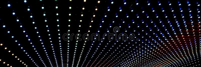 fondo abstracto con muchas luces foto de archivo libre de regalías