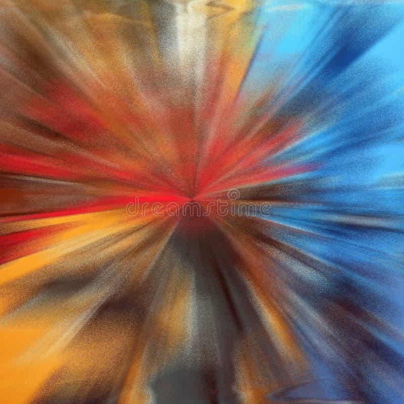 fondo abstracto con muchos pixeles coloreados fotografía de archivo