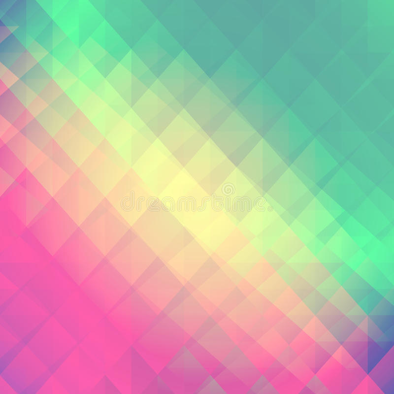 Fondo abstracto con textura geométrica brillante Formas de la capa libre illustration