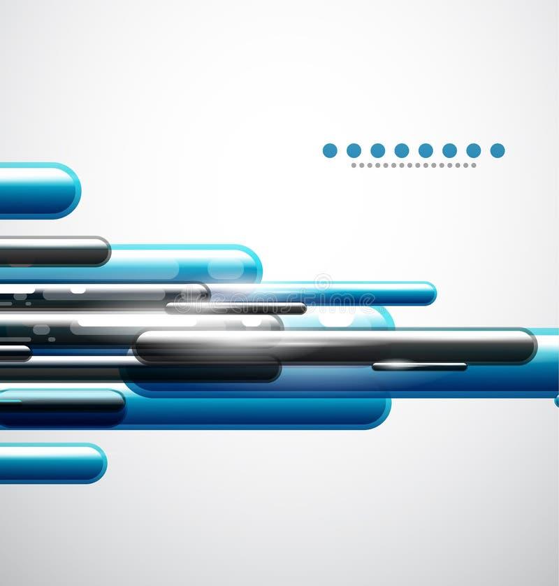 Fondo abstracto de alta tecnología abstracto libre illustration
