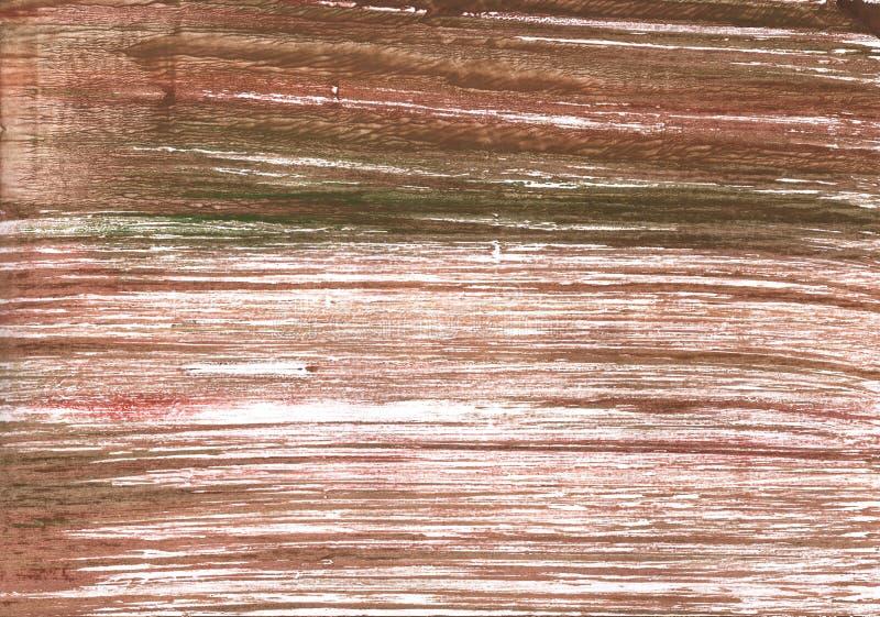 Fondo abstracto de color topo ligero de la acuarela imagen de archivo