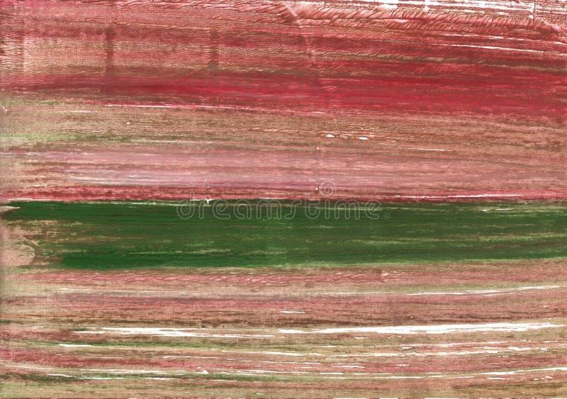 Fondo abstracto de color topo ligero de la acuarela fotografía de archivo