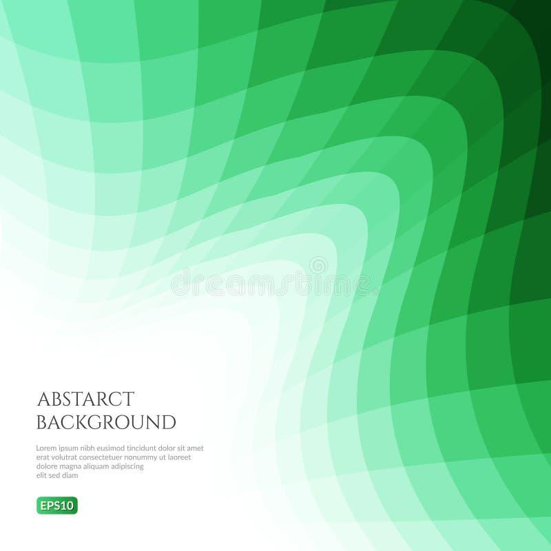 Fondo abstracto de dimensiones de una variable geométricas Espacio para el texto libre illustration