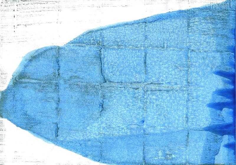 Fondo abstracto de la acuarela de los tejanos libre illustration