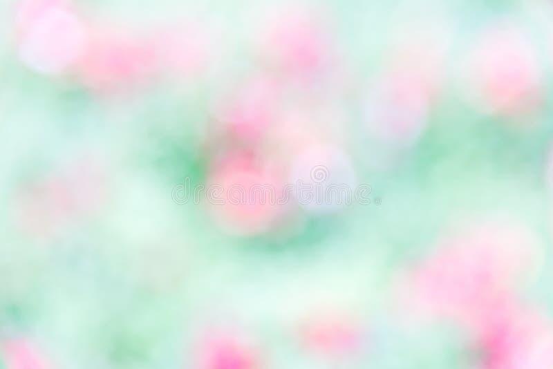 Fondo abstracto de la flor rosa ilustración del vector