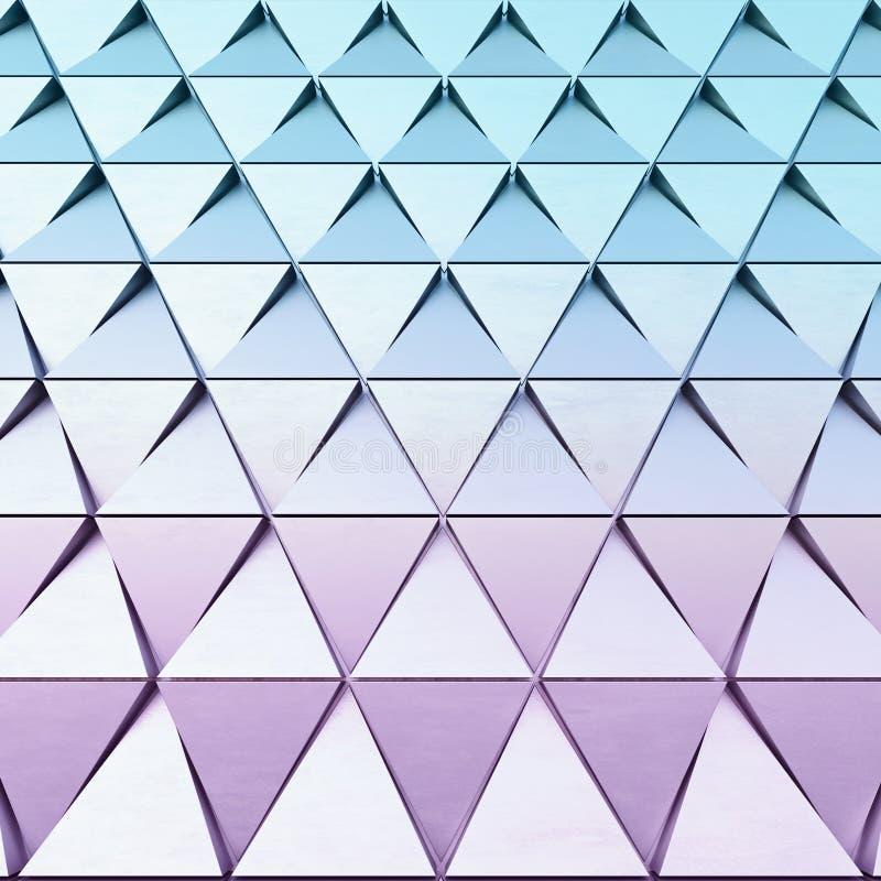 Fondo abstracto de la forma poligonal imagenes de archivo