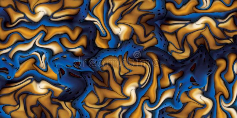 Fondo abstracto de la jalea foto de archivo libre de regalías