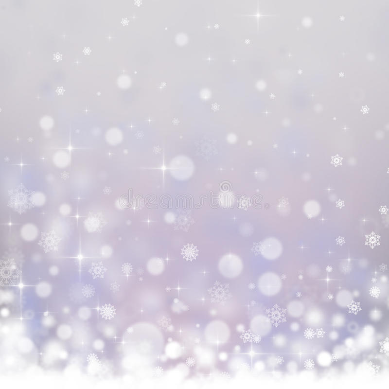 Fondo abstracto de la Navidad stock de ilustración