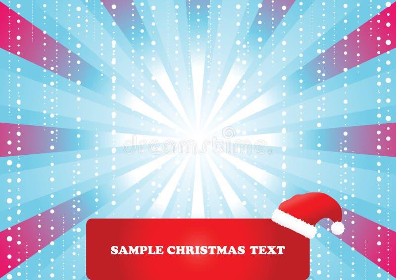 Download Fondo Abstracto De La Navidad Ilustración del Vector - Ilustración de frío, línea: 7288250