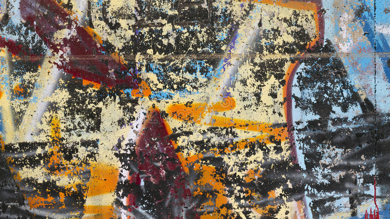 Fondo abstracto de la pintura fotos de archivo