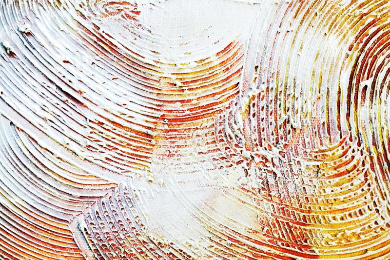 Fondo abstracto de la pintura de aceite fotos de archivo libres de regalías