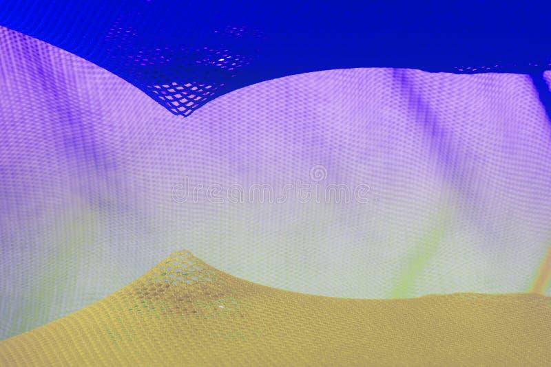Fondo abstracto de la rejilla con una idea del cristal-diamante fotografía de archivo