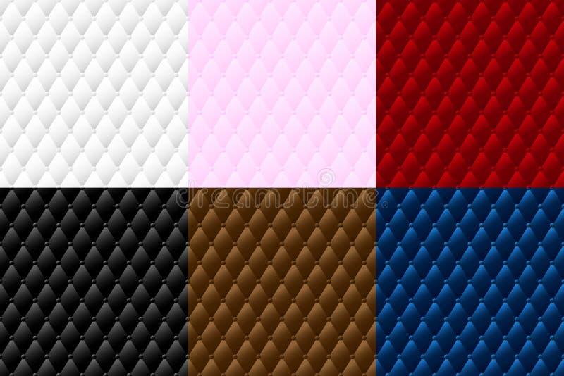 Fondo abstracto de la tapicería del diseño Puede ser utilizado para el diseño de la cubierta ilustración del vector