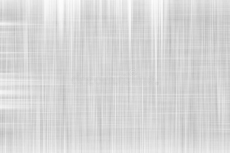 Fondo abstracto de la tela blanco y negro libre illustration