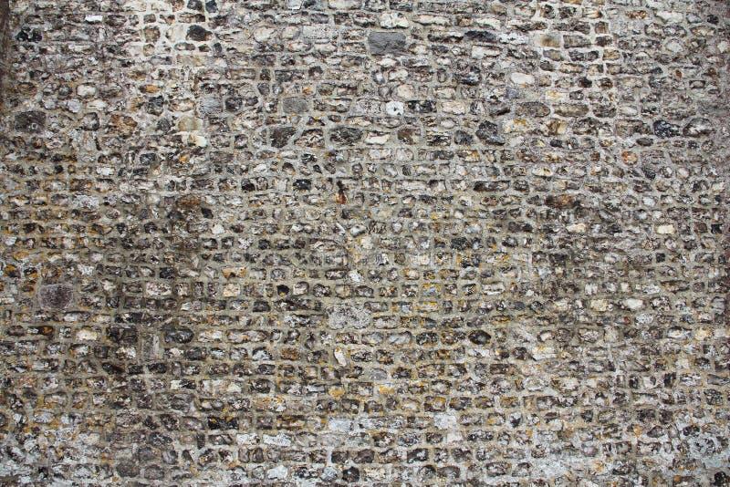 Fondo abstracto de la textura de la pared de piedra fotos de archivo