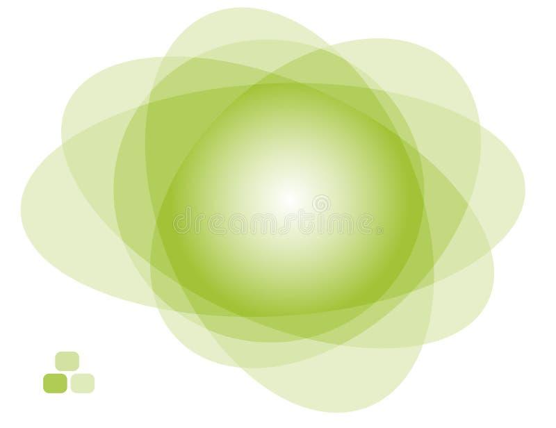 Fondo abstracto de la transparencia libre illustration
