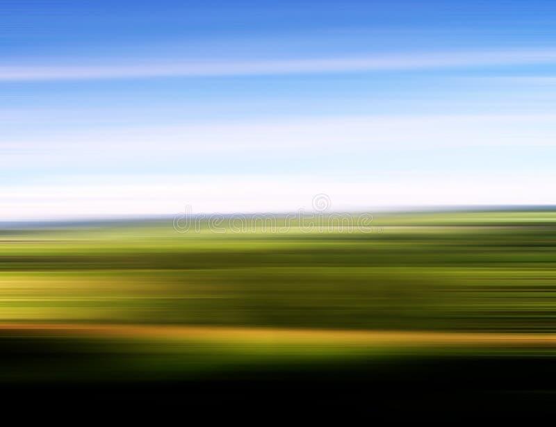 Fondo abstracto de la velocidad foto de archivo