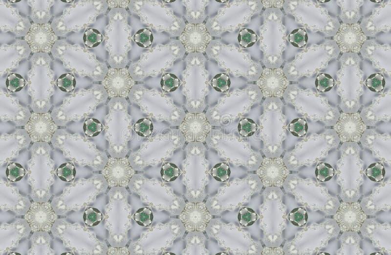 fondo abstracto de los modelos de los cristales fotografía de archivo libre de regalías