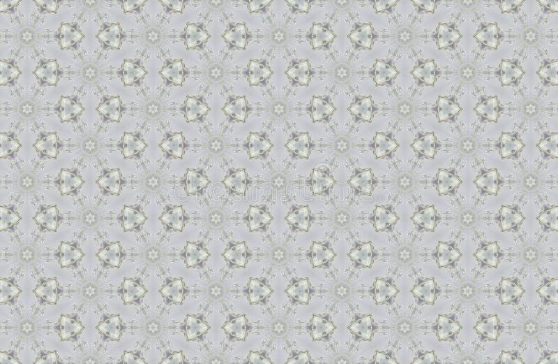 fondo abstracto de los modelos de los cristales imagen de archivo