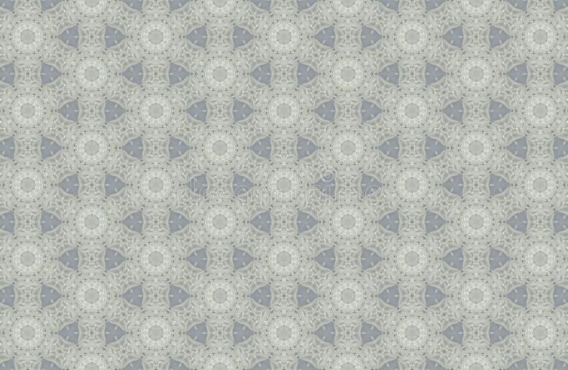 fondo abstracto de los modelos de los cristales foto de archivo