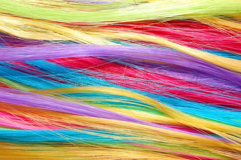 Fondo abstracto de un andamio del color fotos de archivo libres de regalías