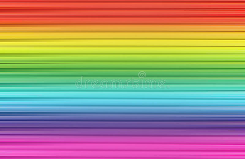Fondo abstracto del arco iris fotografía de archivo