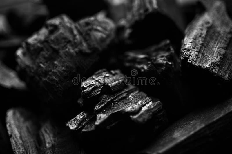 Fondo abstracto del carbón de leña imagen de archivo libre de regalías