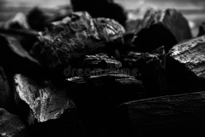 Fondo abstracto del carbón de leña fotos de archivo libres de regalías
