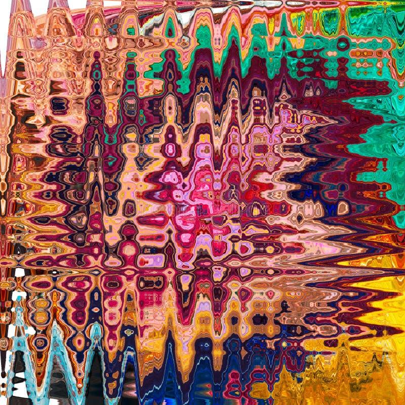 Fondo abstracto del color imagen de archivo libre de regalías