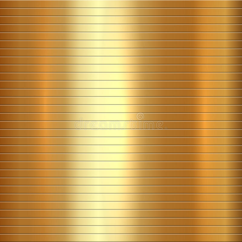 Fondo abstracto del cuadrado de la textura del oro del vector ilustración del vector