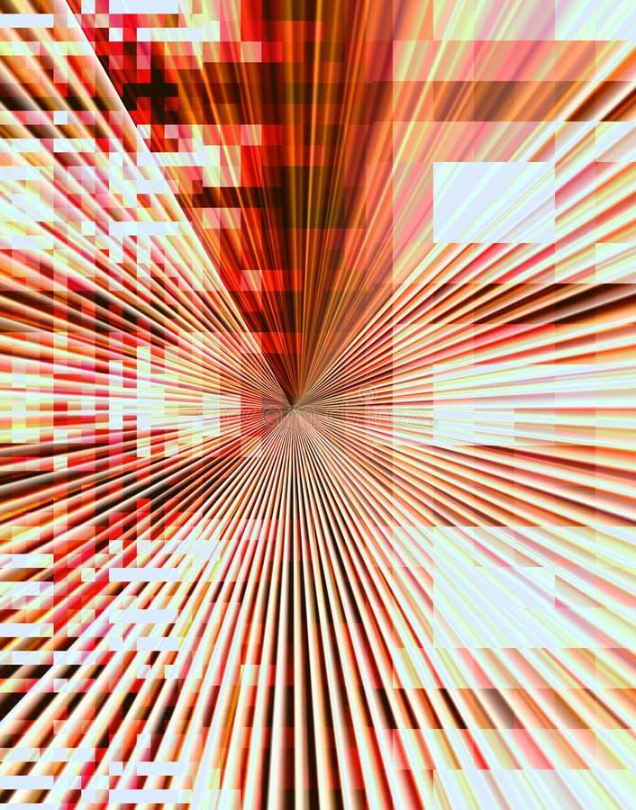 Fondo Abstracto Del Diseño De La Tecnología Foto De Archivo