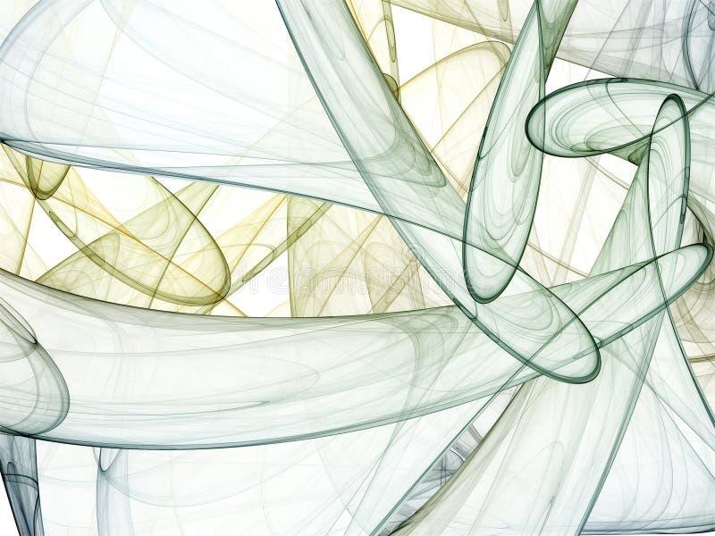Fondo abstracto del fractal libre illustration