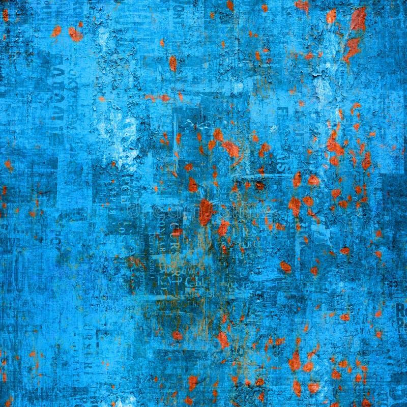 Download Fondo Abstracto Del Grunge Con Los Carteles Viejos Imagen de archivo - Imagen de papel, diseño: 42439553