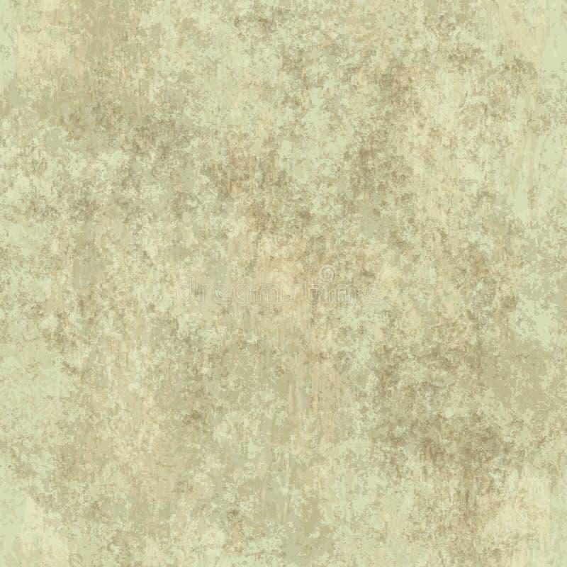 Fondo abstracto del grunge de la textura del vintage ilustración del vector