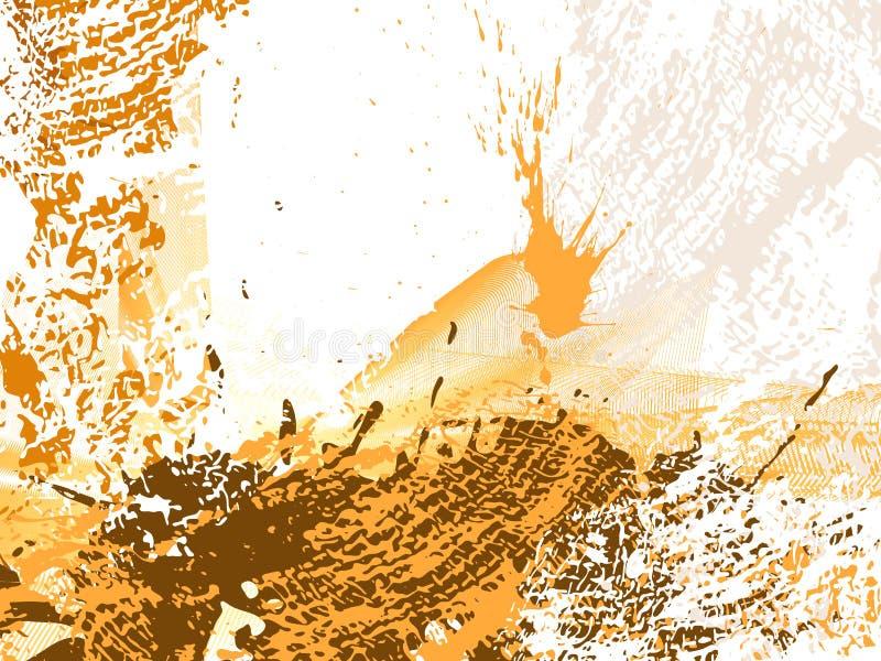 Fondo abstracto del grunge, vector ilustración del vector