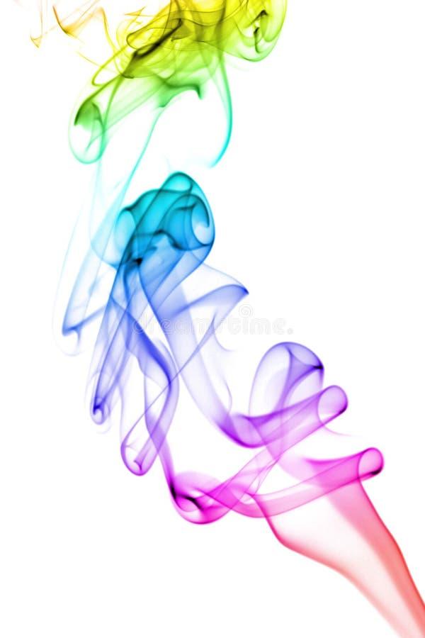 Download Fondo Abstracto Del Humo Del Arco Iris Foto de archivo - Imagen de colorido, perfumado: 7287034