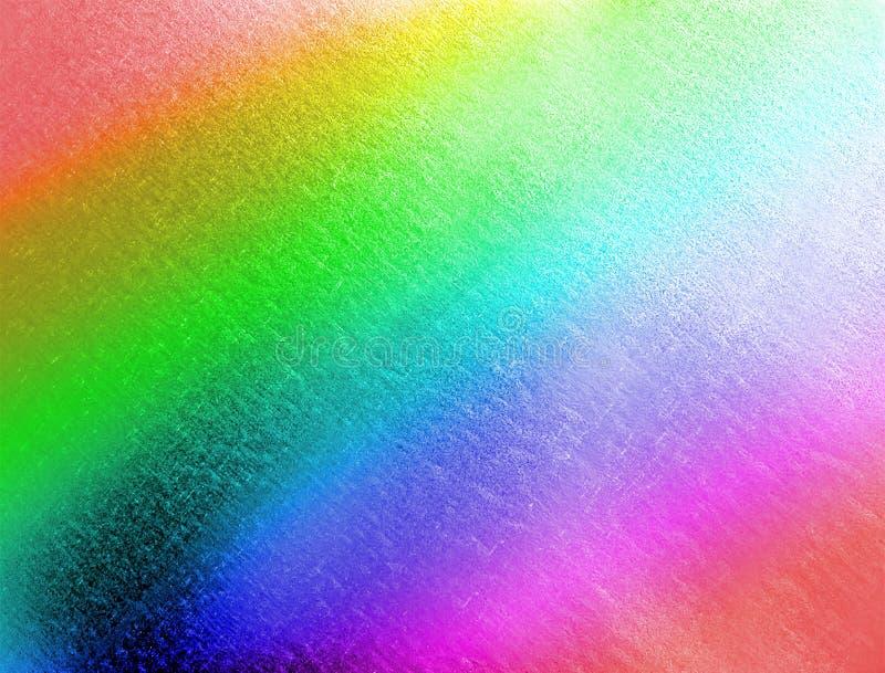 Fondo abstracto del metal del color, primer de la textura, imagenes de archivo
