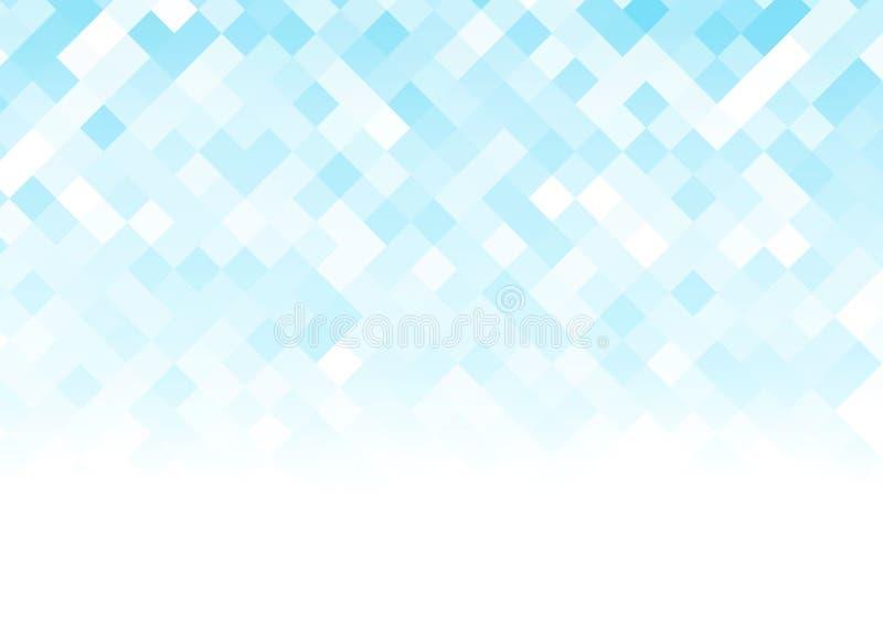 Fondo abstracto del Rhombus de la pendiente libre illustration