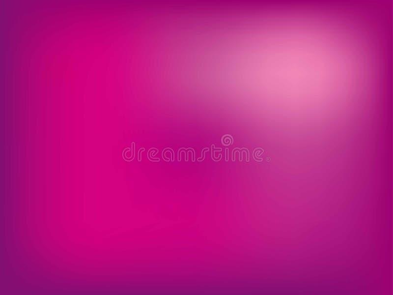 Fondo abstracto del rosa y violeta de la falta de definici?n del color de la pendiente para el dise?o gr?fico Ilustraci?n del vec fotos de archivo